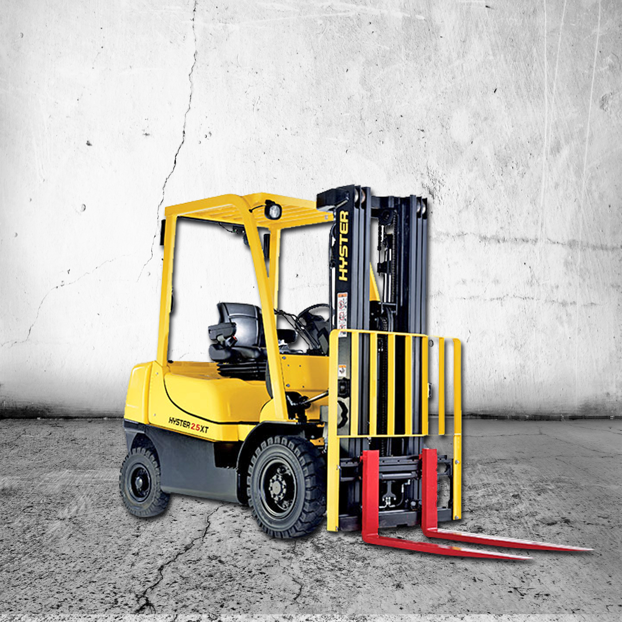 Hyster H 4.0-5.5 FT